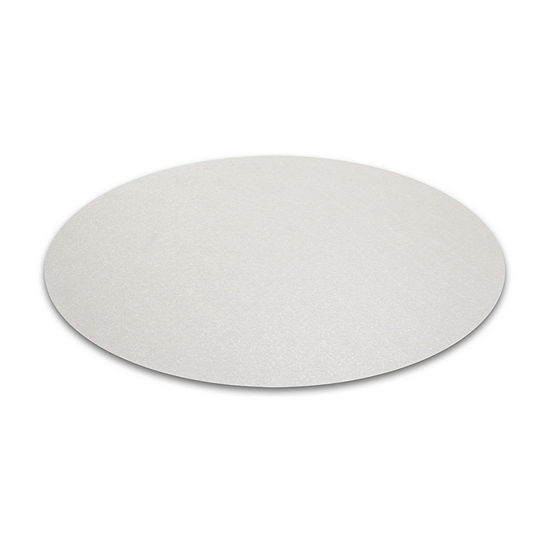 Hometex Biosafe Pack of 2 Round Anti Microbial Table Mats