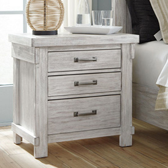 Signature Design by Ashley® Brashland 3-Drawer Night Stand
