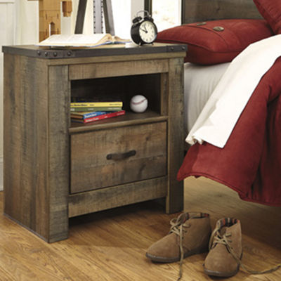 Signature Design by Ashley® Trinell 1-Drawer Night Stand