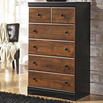 Signature Design by Ashley® Aimwell 5-Drawer Chest