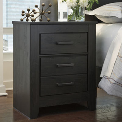 Signature Design by Ashley® Brinxton 2-Drawer Night Stand