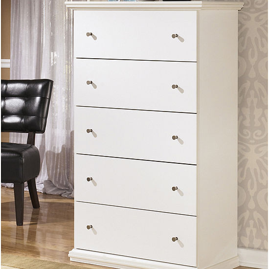 Signature Design by Ashley® Bostwick Shoals 5-Drawer Chest