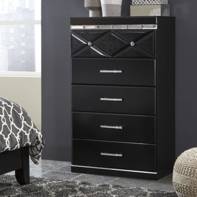 Signature Design by Ashley® Fancee 5-Drawer Chest