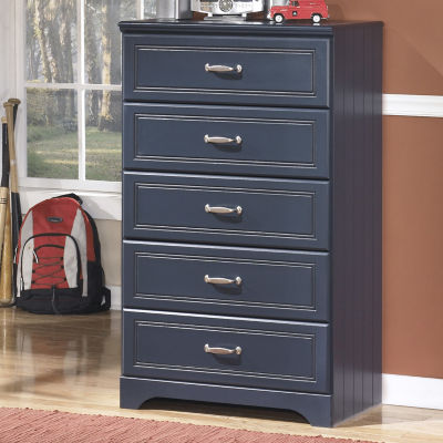 Signature Design by Ashley® Leo 5-Drawer Chest