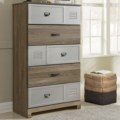 Signature Design by Ashley® Mckeeth 5-Drawer Chest