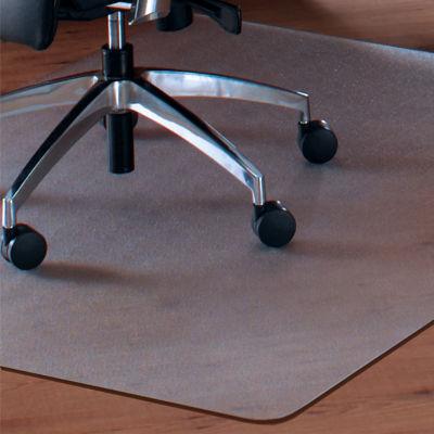 Cleartex MegaMat Heavy Duty Chair Mat for Hard Floors or Carpets
