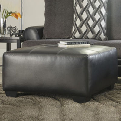 Signature Design by Ashley® Benchcraft® Kumasi Oversized Accent Ottoman