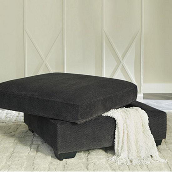 Signature Design by Ashley® Benchcraft® Charenton Ottoman With Storage
