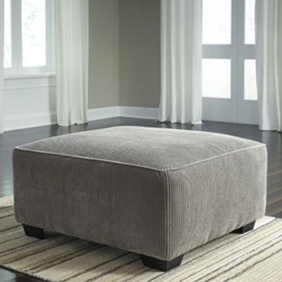 Signature Design by Ashley® Jinllingsly OversizedAccent Ottoman