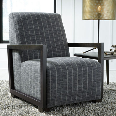 Signature Design by Ashley® Malgret Stripe Accent Chair