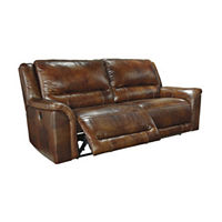 Signature Design by Ashley Jayron Power Reclining Sofa Deals