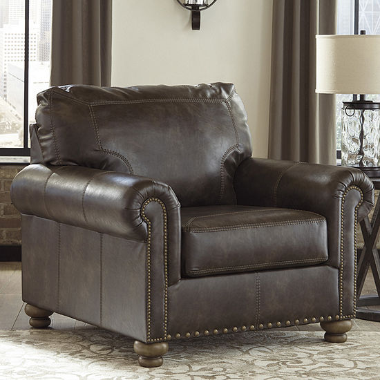 Signature Design by Ashley® Nicorvo Nailhead Trim Accent Chair