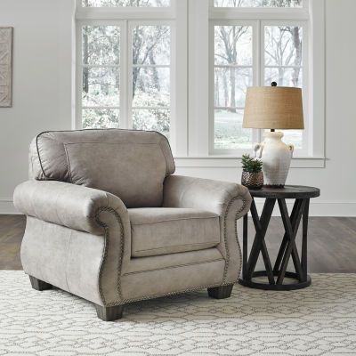 Signature Design by Ashley® Olsberg Nailhead Trim Accent Chair