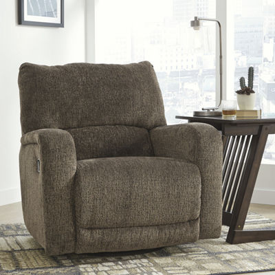 Signature Design by Ashley® Wittlich Chenille Swivel Glider Recliner