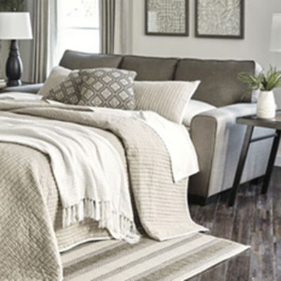Signature Design by Ashley® Benchcraft® Calicho Queen Sofa Sleeper