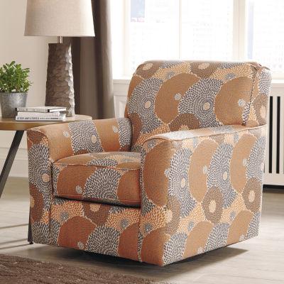 Signature Design by Ashley® Benissa Swivel Accent Chair