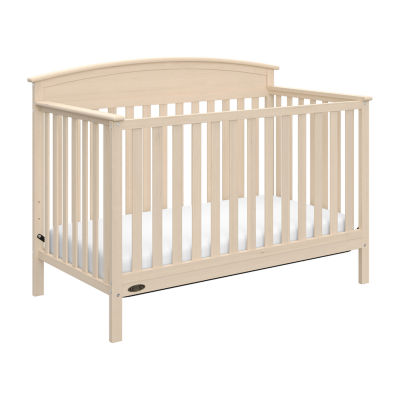 Graco® Benton 5-in-1 Convertible Crib- Whitewash