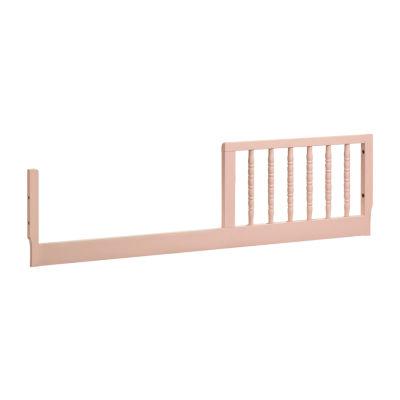 DaVinci Jenny Lind Toddler Bed Conversion Kit Bed Rail - Blush Pink
