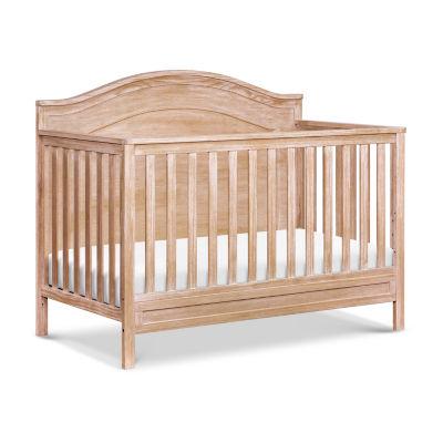 DaVinci Charlie 4-In-1 Convertible Crib Baby Crib - Rustic Pine