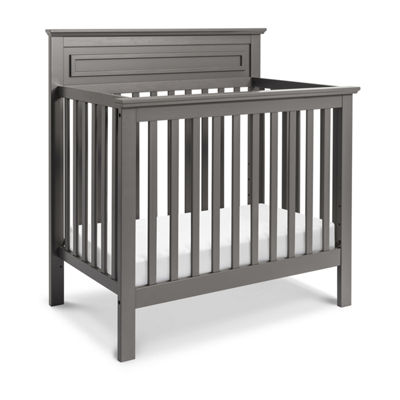 DaVinci Autumn 2-In-1 Mini Crib And Twin Bed Baby Crib - Painted