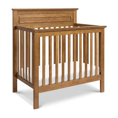 DaVinci Autumn 2-In-1 Mini Crib And Twin Bed Baby Crib - Painted
