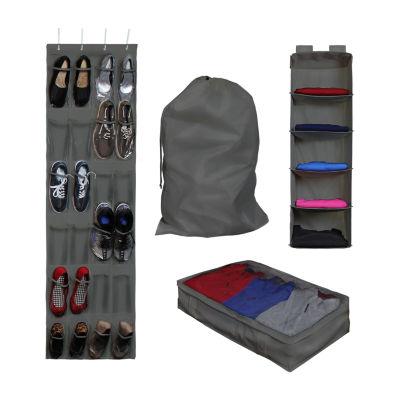 Ezdo 4-pc. Room Organizer Sets