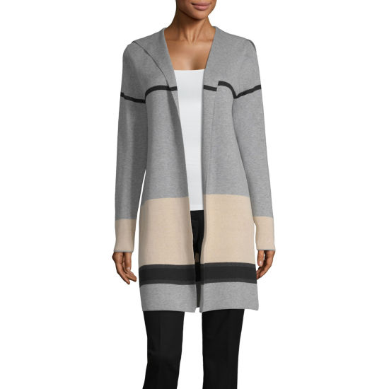 Alyx Long Sleeve Open Front Cardigan