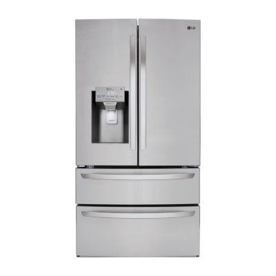 LG ENERGY STAR® 28 cu. ft. 4 Door French Door Refrigerator