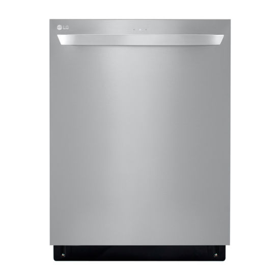 LG ENERGY STAR® Top Control Wi-Fi Enabled Dishwasher with QuadWash™