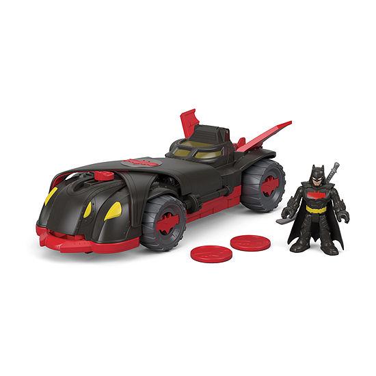 Imaginext Ninja Batmobile
