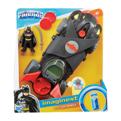 Imaginext Ninja Batmobile