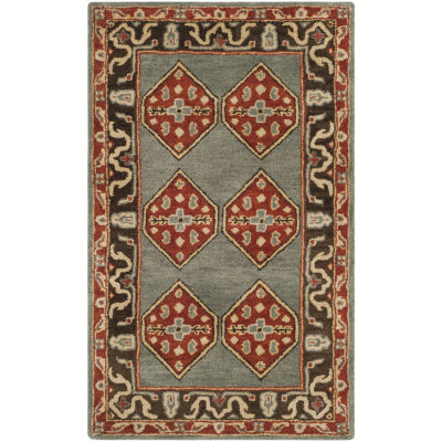Safavieh Heritage Collection Ophelia Oriental AreaRug
