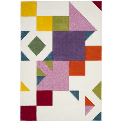 Safavieh Hollywood Collection Drummond Abstract Area Rug