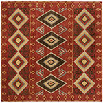 Safavieh Heritage Collection Ruth Geometric Square Area Rug