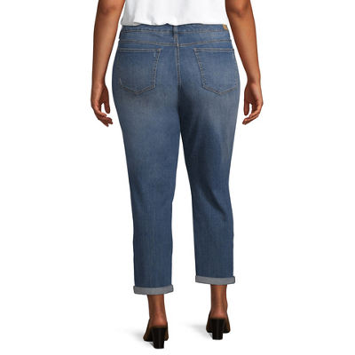 Unionbay Relaxed Fit Jeans-Plus