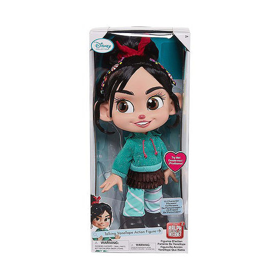 Disney Collection Collection Talking Vanellope Action Figure