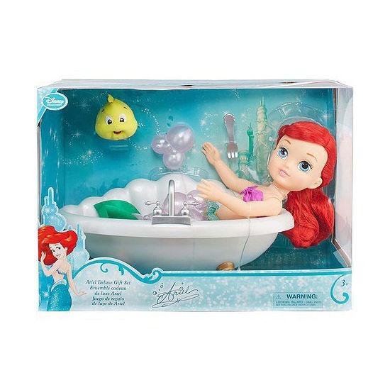 Disney The Little Mermaid Bath Toy