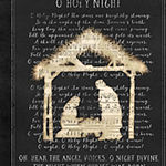 Metaverse Art O Holy Night I Framed Wall Art