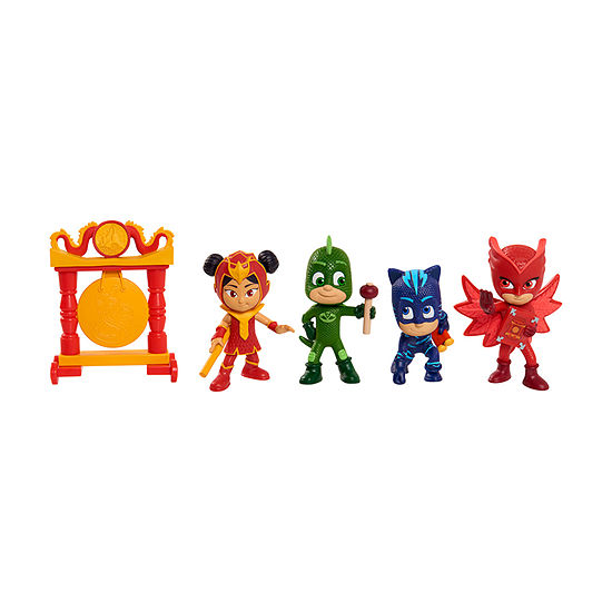 PJ Masks Power oF Mystery Mountian Collectible Figure Set