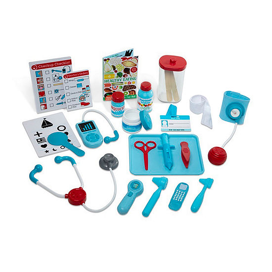 Melissa & Doug Get Well Doctors Kit