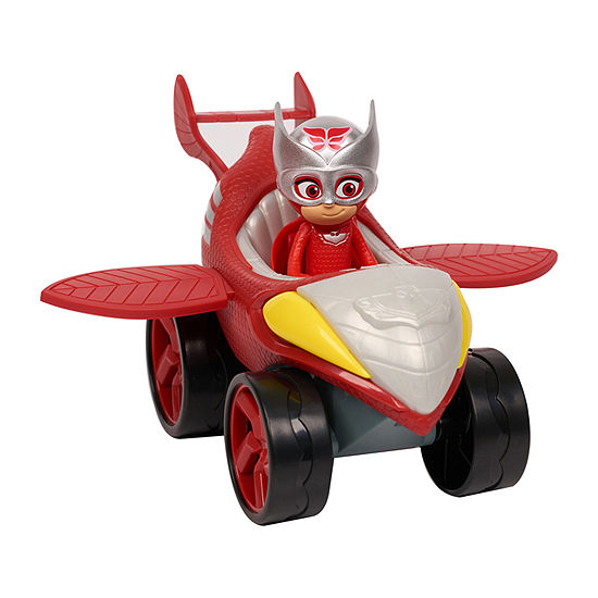PJ Masks Power Racer with figure