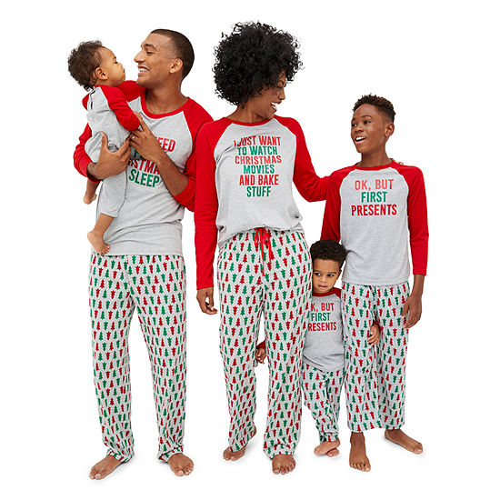 North Pole Trading Co. Christmas Wish Family Pajamas
