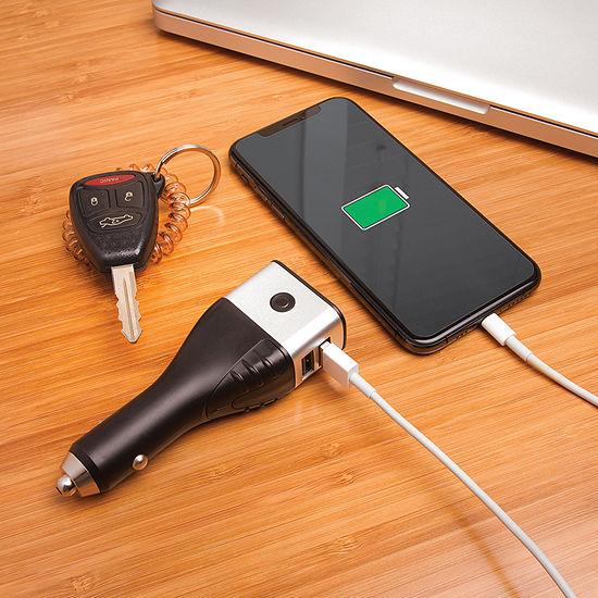 RoadTrip™ Dual USB Powerbank Car Charger