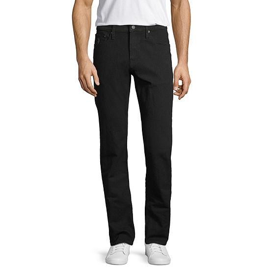 U.S. Polo Assn. Mens Stretch Slim Fit Jean