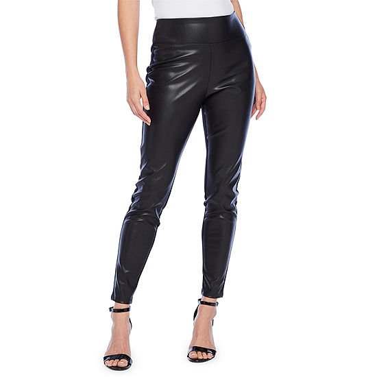 Bold Elements Chained Melody Womens High Rise Full Length Leggings