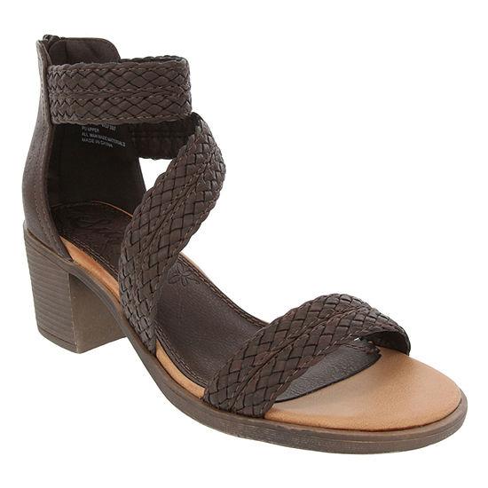 Sugar Womens Haidee Heeled Sandals