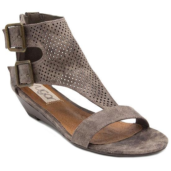 Sugar Womens Wigout Heeled Sandals
