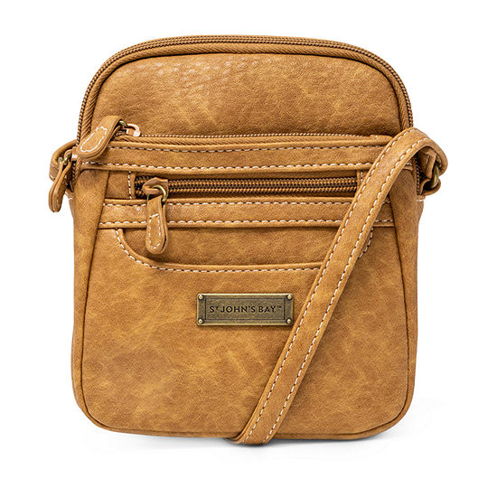 St. John's Bay Hudson Mini Crossbody Bag