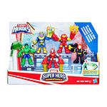 Playskool Heroes Marvel Super Hero Adventures The Power Up Squad Action Figures