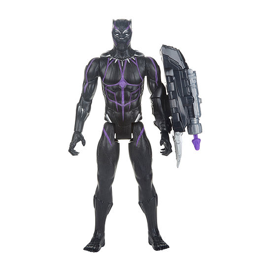 Avengers Endgame Black Panther Hero Series Action Figure